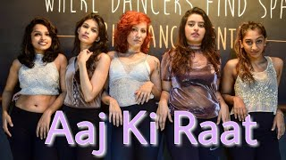 Aaj Ki Raat - Don | The BOM Squad | New Year Special | Dance Cover