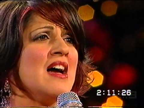 Silvie Paladino and Kane Alexander - The Prayer - Carols by Candlelight 2003
