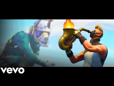 DJ Yonder - Epic Sax Guy ft. Drift (Official Music Video)