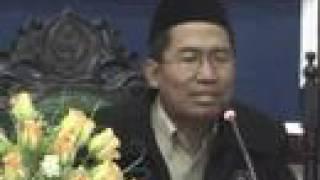Debat Terbuka NU - Wahabi -- 2