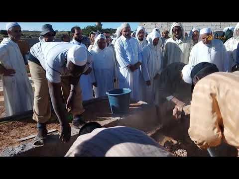 جنازة امام مسجد السنة