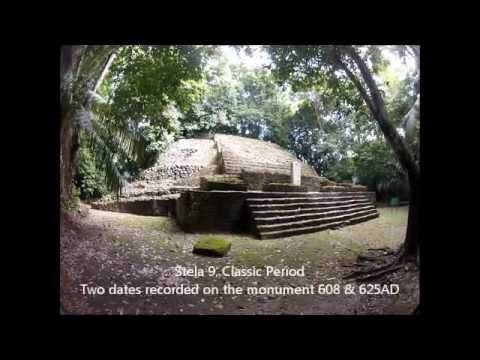 Take a Tour of the ancient Mayan City, San Pedro, Belize
