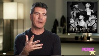 EXCLUSIVE! Simon Cowell On His Favorite Fifth Harmony Song & Their Recent Success!