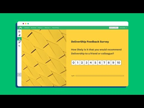 video SurveyMonkey