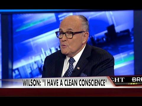 Racist Rudy Giuliani Wants To Prosecute Ferguson Witnesses
