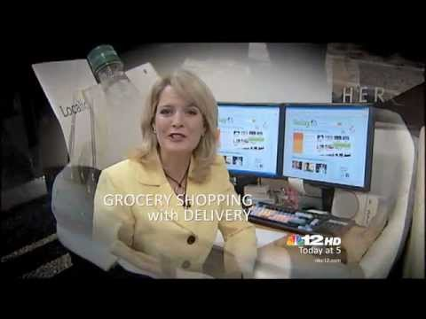 "NBC 12 News ""Grocery Delivery"""
