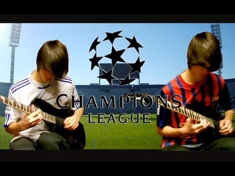 Baixar UEFA Champions League Theme Song on Guitar