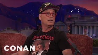 Howie Mandel Did Stand-Up At An Orgy  - CONAN on TBS