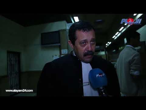 المحامي حاجي : كانت المحكمة ستقدم الفيديوهات مباشرة ووقع تعديل