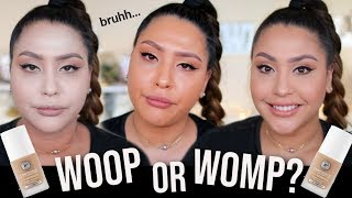 IT COSMETICS CONFIDENCE IN A FOUNDATION: MUST SEE + MED SHADES SWATCHED!