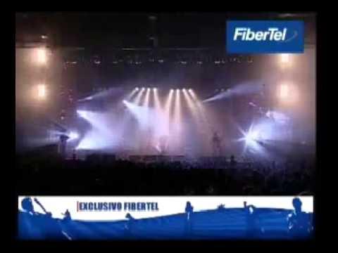 Almafuerte - El visitante (En vivo)