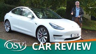 Tesla Model 3 - IT TAKES 3