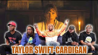 Taylor Swift - Cardigan Music Video REACTION/REVIEW