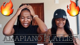 AMAPIANO/HOUSE PLAYLIST!  SOUTH AFRICAN YOUTUBER