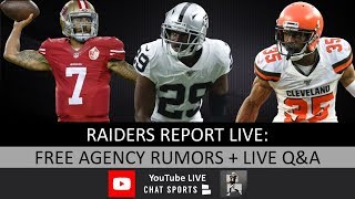 Oakland Raiders Report LIVE with Mitchell Renz (11/13/2019)