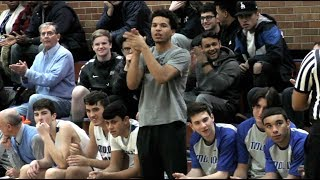 Cole Anthony Injured But Stills Brings Good Energy! Molloy Vs. Loughlin Full Highlights