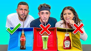 DON'T Choose the DEATH STRAW Challenge!!