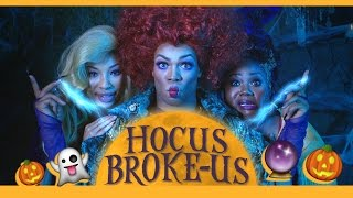 Hocus Broke-us by Todrick Hall