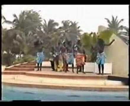 Dance and percussions-Live in Senegal 1991