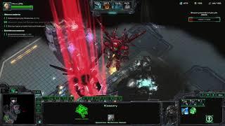 StarCraft 2: Nova and Tychus