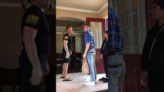 Protective Dad Meets Boyfriend For The Very First Time