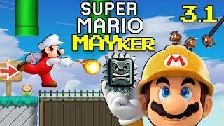 Matt's Maps Are Sadistic - Let's Play - Mario MAYker (#3.1)
