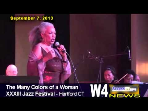 W4 News - The Many Colors of a Woman XXXIII - 9/7/2013 online metal music video by NICKI MATHIS
