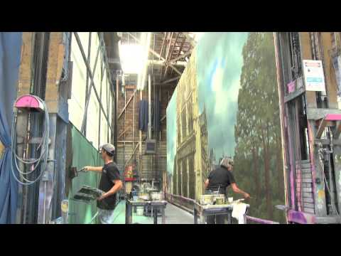 """Grosh Backdrops and Drapery Featured on the """"World's Greatest!…"""" TV Show"""