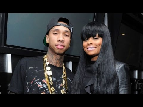 Judge Decides that Tyga Must Pay Blac Chyna Rent, Car Payments and also for a Nanny.