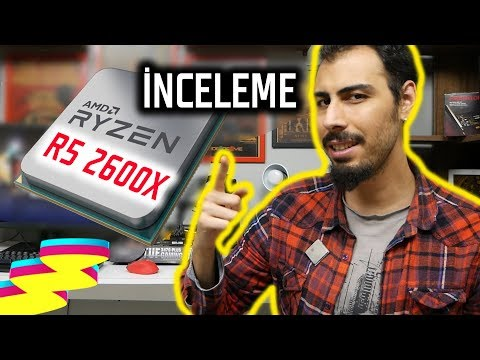 video Amd Ryzen 5 2600X