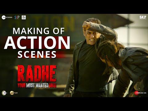 Radhe: Making of action scenes-Salman Khan