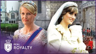 How A Commoner Became A Countess | Prince Edward & Sophie Rhys-Jones | Real Royalty
