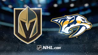 Subban, Smith power Golden Knights to 4-3 SO win