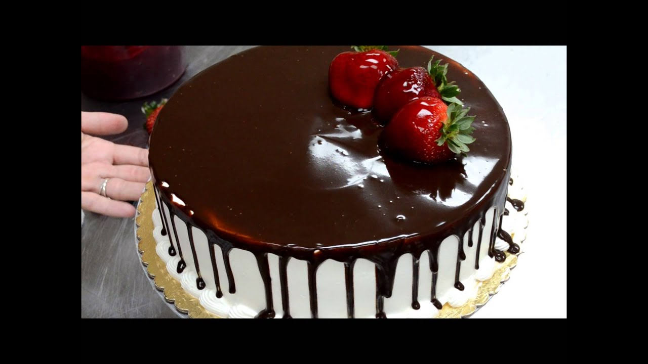 How To Make Birthday Cake Less Then 2min Fruit And