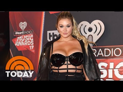 Hunter McGrady, Sports Illustrated Model: I'm Happier At A Size 16 Than A Size 2   TODAY