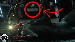 Top 10 Easter Eggs You Missed In The Avengers Infinity War - Part 3