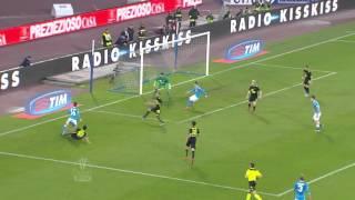 Napoli-Verona 3-0 - Ottavi di finale TIM CUP 2016 - Highlights
