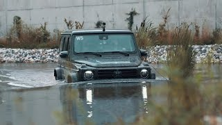 2021 Mercedes G Class - Extreme Offroad Capabilities Test Drive