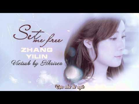 [VIETSUB] Set me free - Zhang Liyin (China ver)