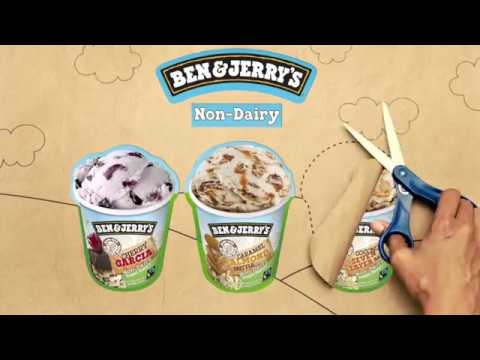 Ben & Jerry's New 2017 Pints Dig Deep into Indulgence