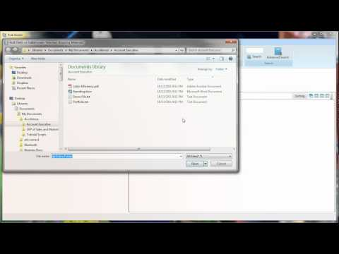 Manually Adding Files to Your Role Binder in RoleSync.wmv