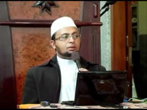 Ust Abdullah Hadrami 06  Rukun Haji  yg Diwajibkan saat Haji