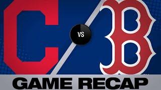 5/27/19: Leon, Martinez lead Red Sox to 12-5 win