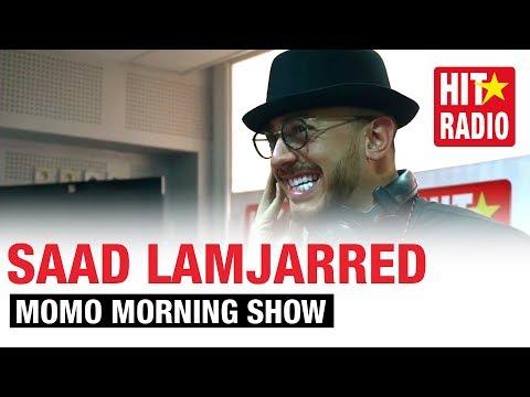 Saad Lamjarred m3a Momo - سعد المجرد مع مومو