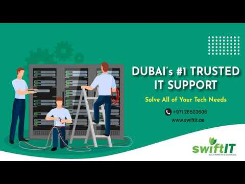 IT Support in Abu Dhabi