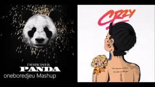 CRZY Panda - Desiigner vs. Kehlani (Mashup)