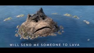 LAVA (Lyrics Video) - Russian Version
