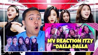 MV REACTION #57 - ITZY