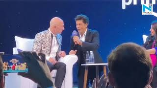 When Shah Rukh Khan made Jeff Bezos say this Don's dialogu..
