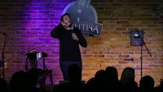 Gabriel Mendes - Medo de Levar Trote - Stand Up Comedy